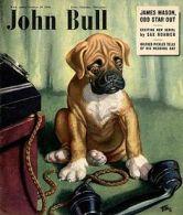 1940s UK John Bull Magazine Cover