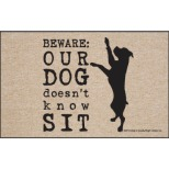 http://www.petloversmarket.com/pet-shop/beware-dog-doesnt-know-sit/