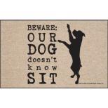 http://www.petloversmarket.com/pet-shop/beware-dog-doesnt-know-sit/