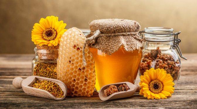 Μέλι:φυσικό,υγιεινό και ένα θεραπευτικό τρόφιμο