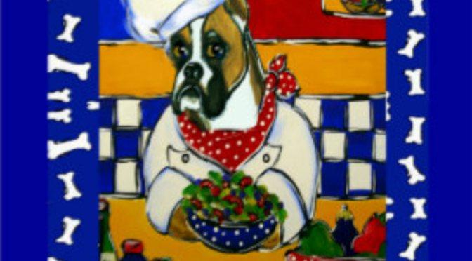 Συνταγές με σπιτικές,υγιεινές λιχουδιές για το σκύλο σου